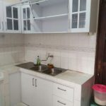 kabinet bawah kitchen set bu Dora